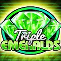 Triple Emeralds Deluxe icon