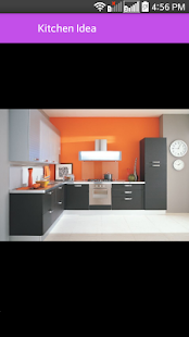 kitchen design ideas screenshot thumbnail - Kitchen Design Idea