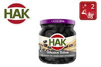 Angebot für HAK Schwarze Bohnen im Glas im Supermarkt - Hak