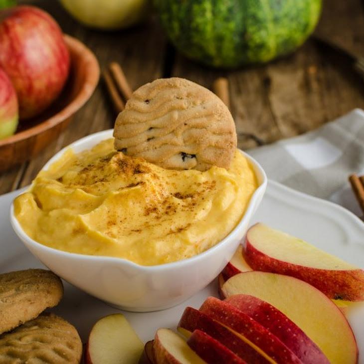 Pumpkin Cream Cheese Dip