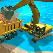 Game River Sand Excavator Simulator 3D APK for Windows Phone