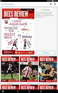 Brentford FC programmes screenshot 6