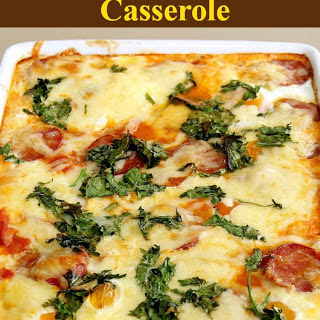 Spanish Omelette Casserole