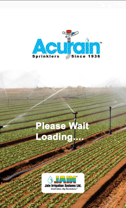 Acurain Sprinklers Catalogue- screenshot