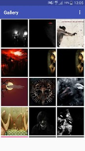 New HD Creepy Wallpapers - náhled