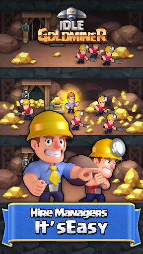 Idle Gold Miner 1.5.4 screenshots 2