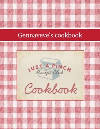 Gennaveve's cookbook