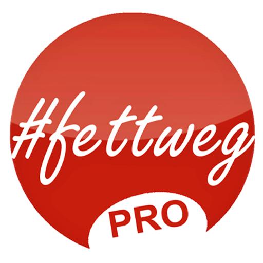 #fettweg PRO: Low Carb Rezepte +Fitness = Abnehmen