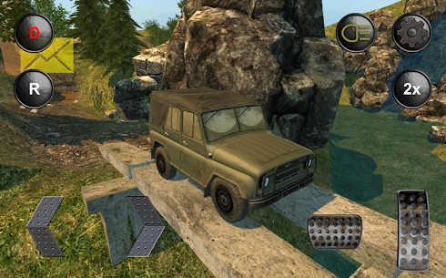 4×4 Russian SUVs Off-Road 3.0.52 APK Mod for Android 2