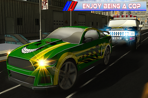 Criminal Police Car Chase 3Dud83dudc6e  screenshots 6