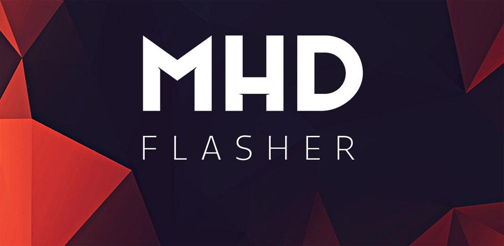 Download MHD Flasher N54 APK latest version version 1 72b