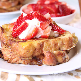 Kneaders French Toast with Cinnamon Bread