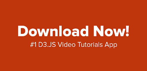 Learn D3 JS : Video Tutorials - Apps on Google Play