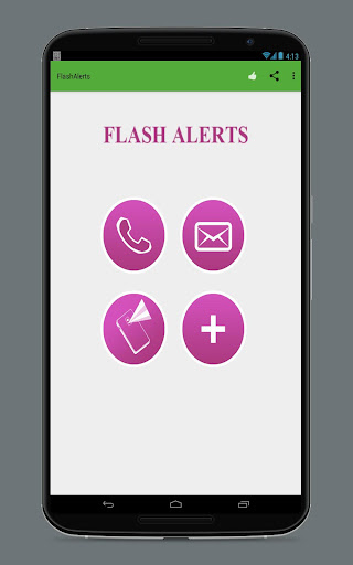 Flash Alerts SMS Call - Pro