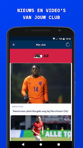 FOX Sports NL 8.0.3-test screenshots 3