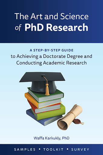 The Art and Science of  PhD Research cover