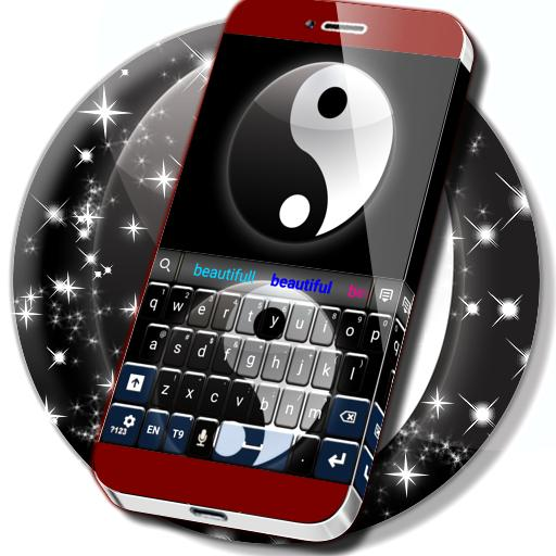 Yin Yang Keyboard