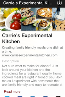 Carrie's Experimental Kitchen- screenshot thumbnail