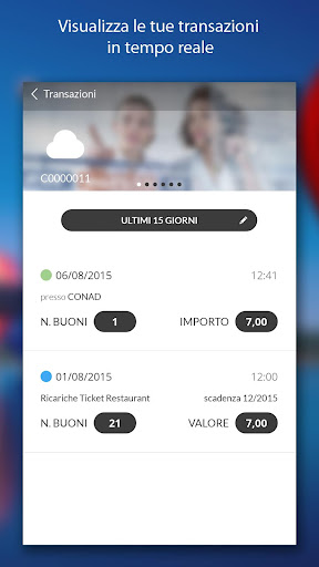 Ticket Restaurantu00ae Mobile  screenshots 4