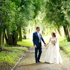 Wedding photographer Polina Timofeeva (PelageySpb). Photo of 07.10.2016