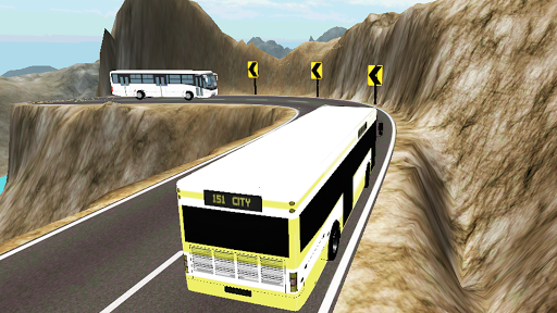 Bus simulator 3D Driving Roads 1.4 screenshots 1