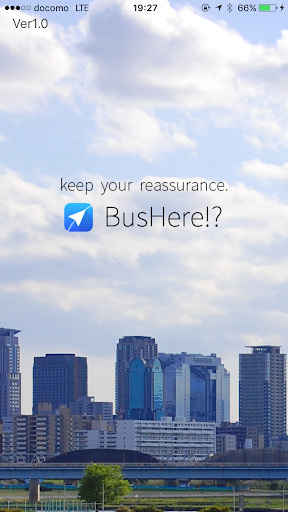 BusHere!? -BusLocationService- 1.6.11 Windows u7528 1