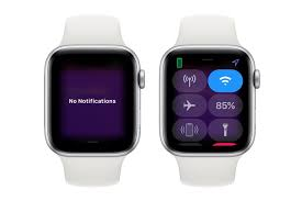 How To Access Apple Watch Notification Center And Control Center ...