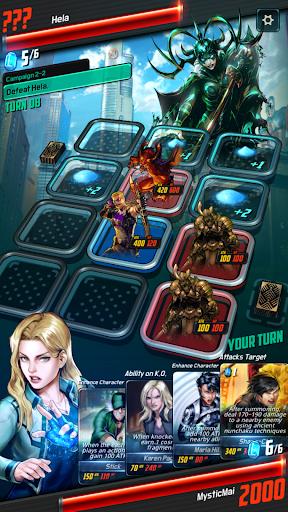 MARVEL Battle Lines 2.3.0 screenshots 6