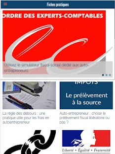 Autoentrepreneur Pratique- screenshot thumbnail