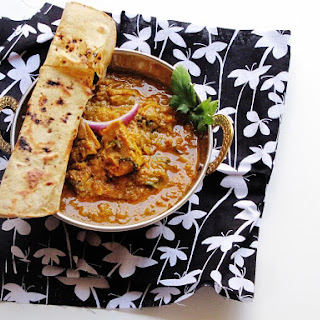 Kathal ki Sabzi (Raw Jackfruit curry)