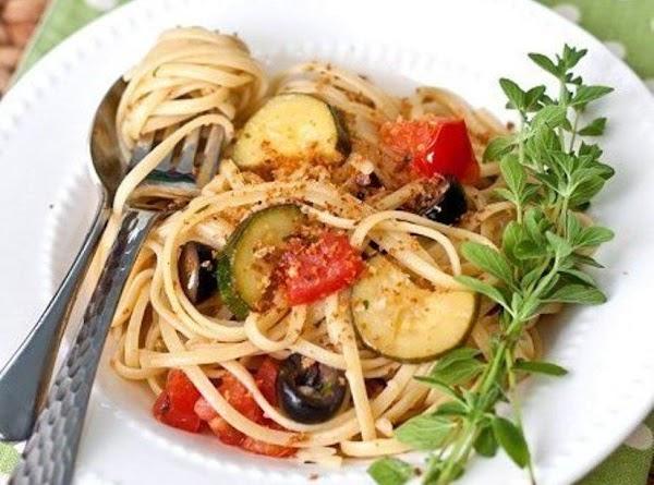 Zucchini Linguini Recipe
