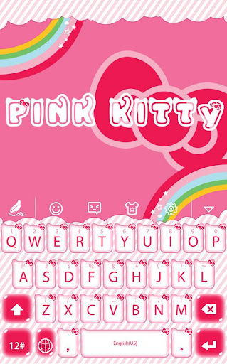 Pink Kitty for Hitap Keyboard