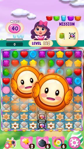 My Jelly Bear Story : New candy puzzle apktram screenshots 6