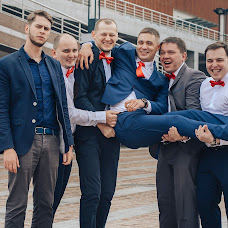 Wedding photographer Igor Kirsanov (MrJack). Photo of 03.03.2018