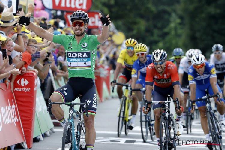 """Sagan legt eindelijk uit waarom hij Cancellara schoffeerde: """"Hij was er niet gelukkig mee"""""""