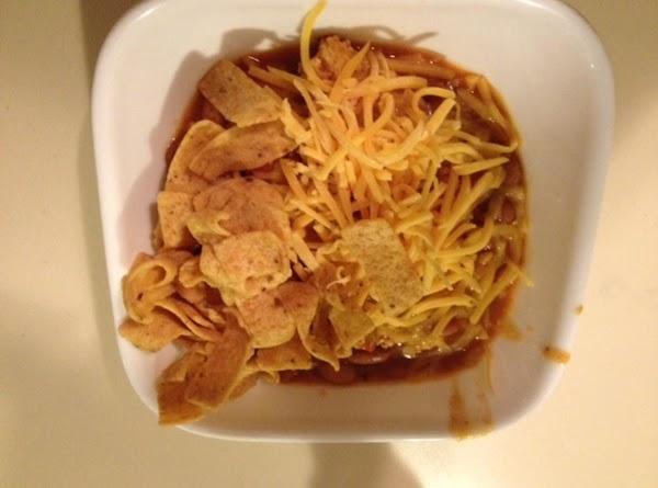 Frito Chili Pie - Lite Recipe