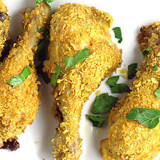 Southern Oven-Fried Chicken