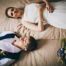 Huwelijksfotograaf Evgeniy Zagurskiy (NFox). Foto van 13.10.2015