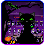 Happy Halloween Keyboard Theme Icon