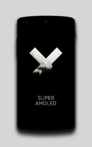 Super AMOLED Wallpapers Apps (apk) free download for Android/PC/Windows screenshot