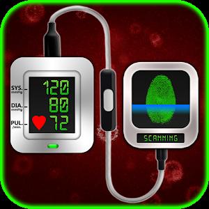 blood pressure machine finger