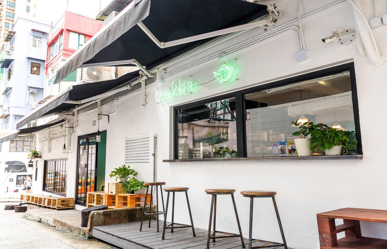 5 คาเฟ่หอมหวานที่เชิงหว่าน at ฮ่องกง1