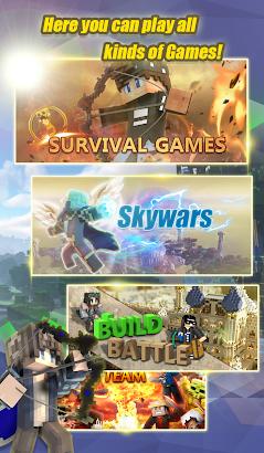 Blockman Multiplayer for Minecraft screenshot