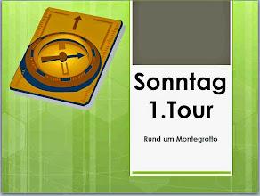 Photo: Wir beginnen mit einer Schnuppertour zum Kloster San Daniele: entweder direkt zu Fuß oder per Velo mit einer Schleife über Abano; Streckenprofil s. http://www.gps-tour.info/de/touren/detail.111656.html