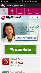 Methodist Healthcare - screenshot thumbnail