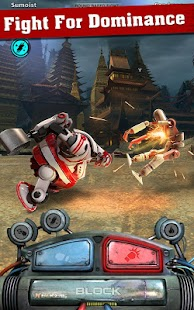 Iron Kill Robot Fighting Games Screenshot 10
