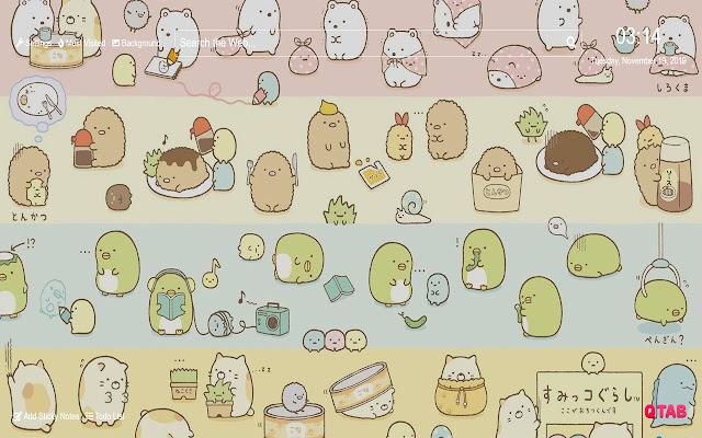 Kawaii Wallpapers Kawaii New Tab HD