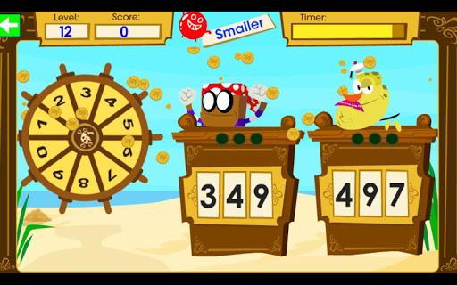 Umigo: Spin for Treasure Game