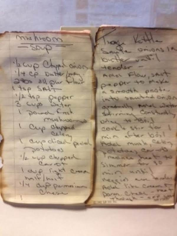 My Recipe Written By Norma Who Now Owns This Recipe!! She Says So!!