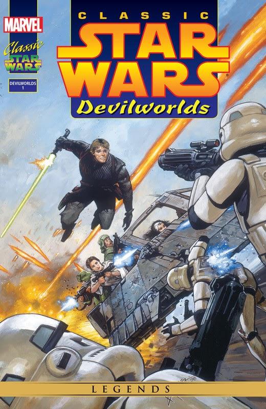 Classic Star Wars: Devilworlds (2015) - complete